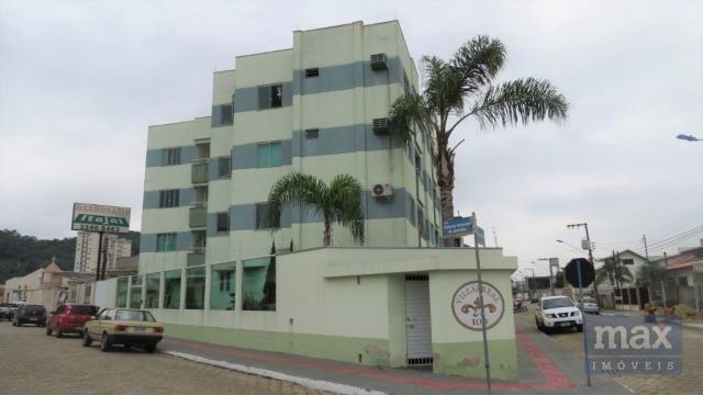 Apartamento à venda com 2 dormitórios em Ressacada, Itajaí cod:4510