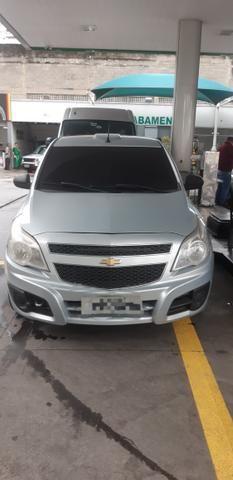 Chevrolet Montana Blindada