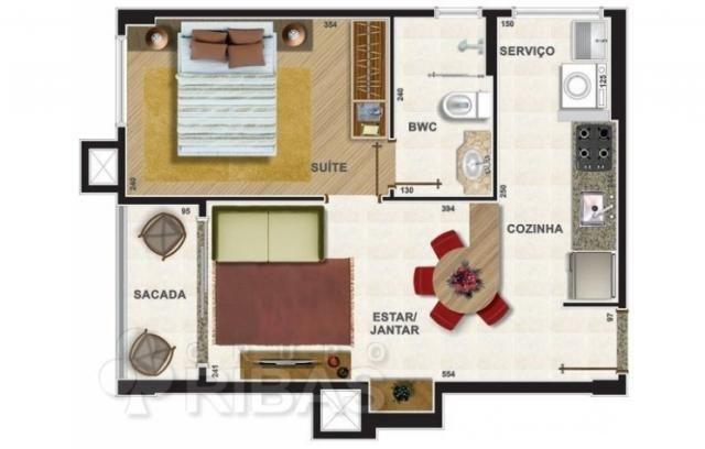 Apartamento residencial à venda, novo mundo, curitiba - ap0329. - Foto 10