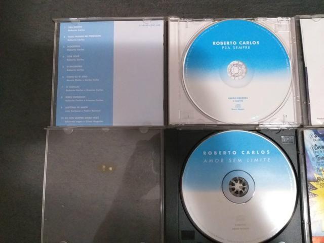 CDs do Roberto Carlos - Foto 3