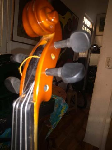 Vendo violino e viola