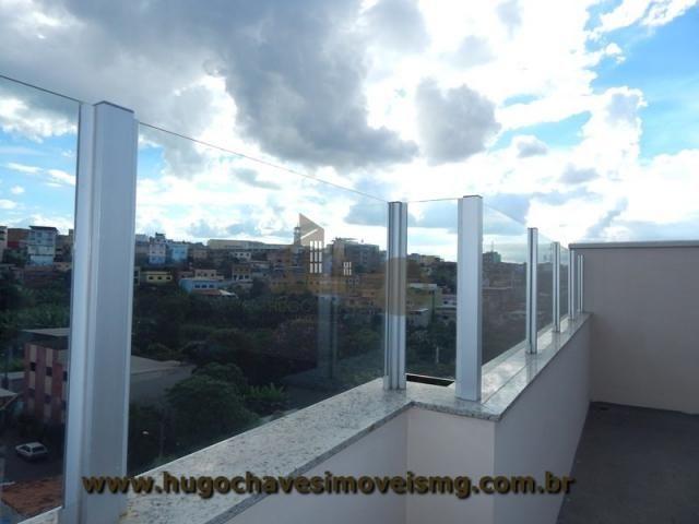 Apartamento à venda com 4 dormitórios em São joão, Conselheiro lafaiete cod:292-2 - Foto 12