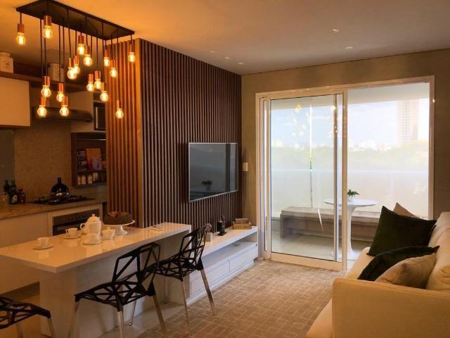 Follow bueno- apartamento - 02 quartos com 01 suíte - pronto para morar no Setor Bueno