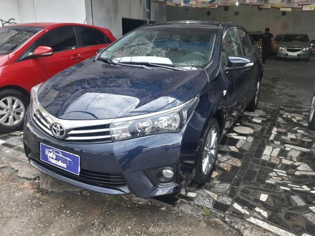 Oferta na RAFA VEICULOS Corolla XEI 2016 AT com mil de entrada, consultor IGOR