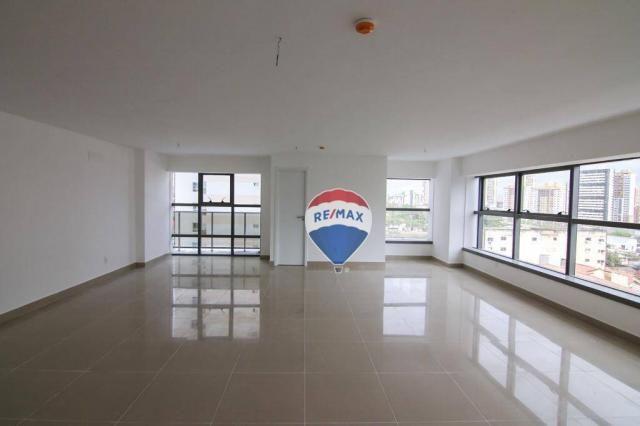 Sala para alugar, 69 m² por R$ 3.400,00/mês - Tirol - Natal/RN - Foto 3