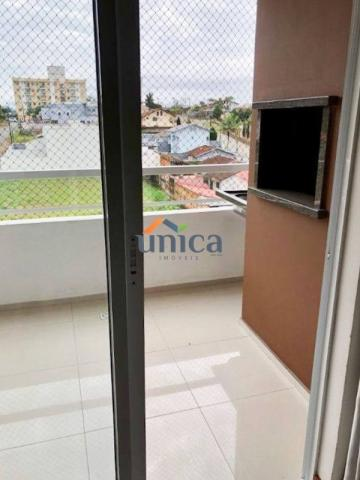 Apartamento à venda com 3 dormitórios em Floresta, Joinville cod:UN01268