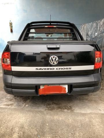 VW-Saveiro Cross CD 1.6 2015 - Foto 3
