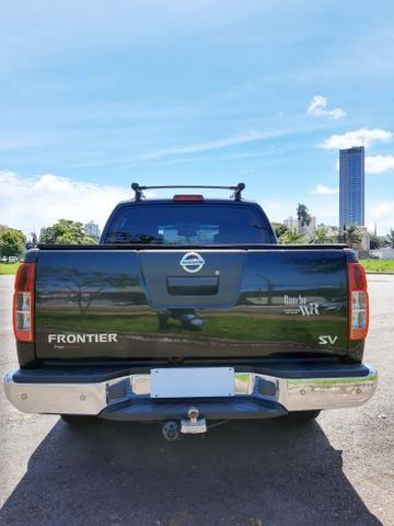 Nissan Frontier SL Attack 4x4 Diesel Automática - Foto 10
