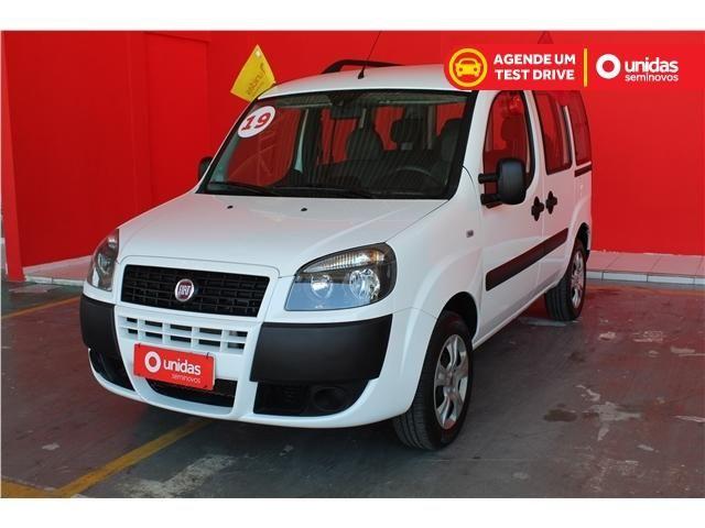 Fiat Doblo 1.8 mpi essence 16v flex 4p manual - Foto 2