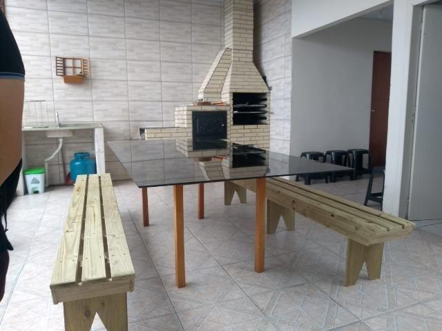 Sobrado 4 Dormitórios, 1 Suíte, Semi mobiliado localizado no Rio Vermelho! * - Foto 12