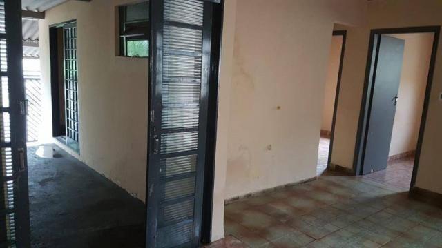 Casa com 3 dormitórios para alugar, 75 m² por R$ 700/mês - Jardim Jequitibá - Presidente P - Foto 5