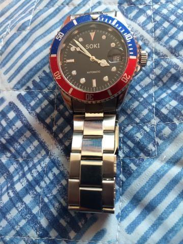 0ff50c14093 Relógio Soki Pepsi - Bijouterias