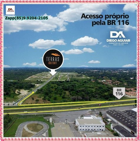 Loteamento Terras Horizonte!&!&! - Foto 6