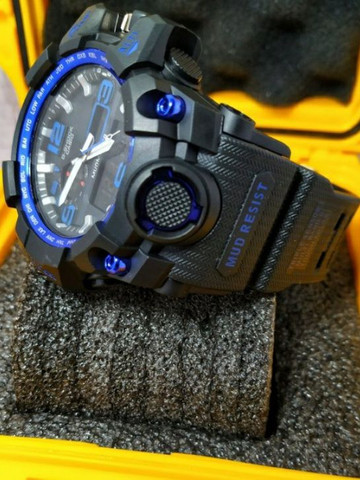 Relógio Casio G-Shock Mudmaster - Foto 3
