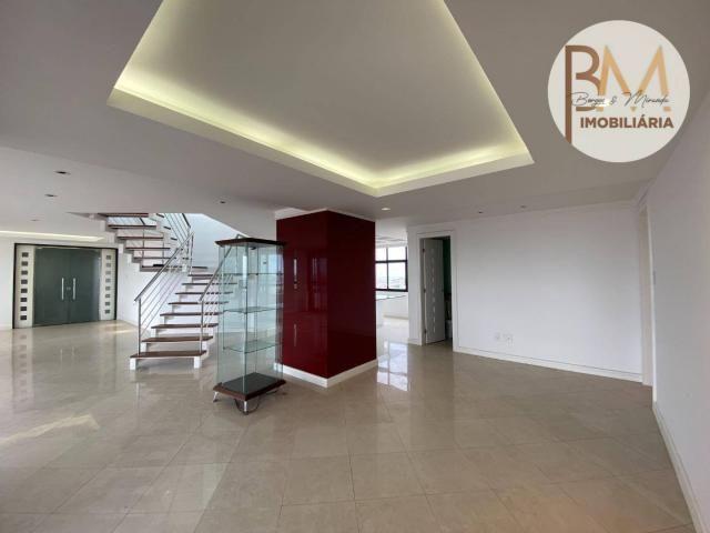 Apartamento Duplex com 4 dormitórios à venda, 390 m² por R$ 1.600.000 - Centro - Feira de  - Foto 10