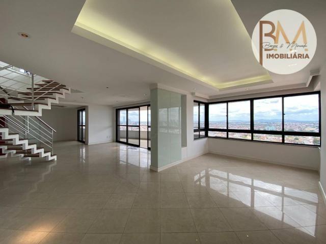 Apartamento Duplex com 4 dormitórios à venda, 390 m² por R$ 1.600.000 - Centro - Feira de