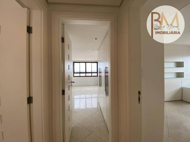 Apartamento Duplex com 4 dormitórios à venda, 390 m² por R$ 1.600.000 - Centro - Feira de  - Foto 17