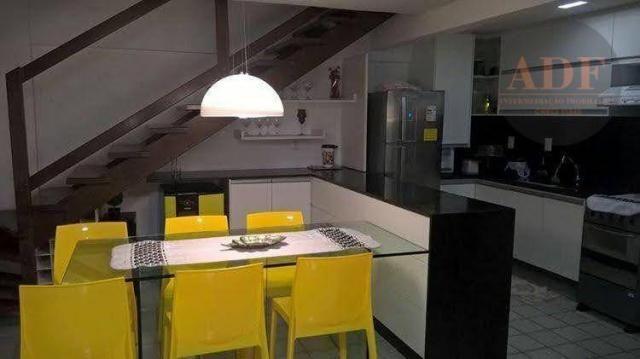 Âncorar - apartamento duplex - 3 quartos à Beira-mar de Porto de Galinhas Locação por Temp - Foto 4