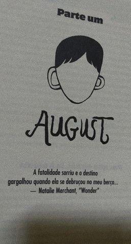 Extraordinário (livro) - Foto 2