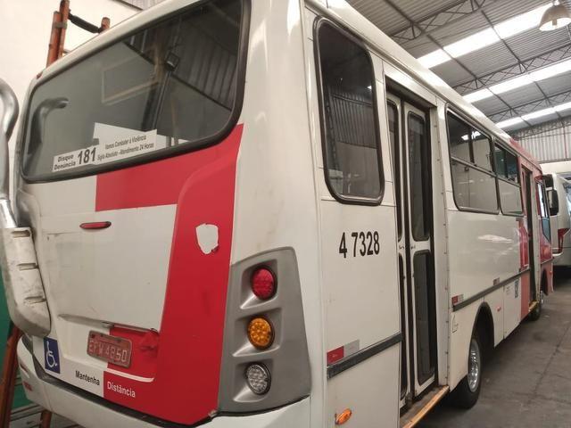Micro ônibus Mascarello granmicro - Foto 4