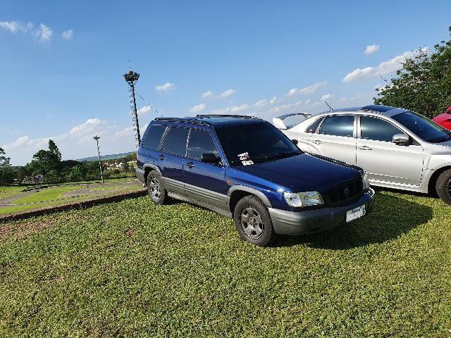 Subaru Forester ano 2000 MT - Foto 5