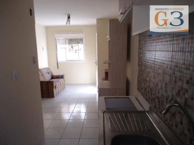 Apartamento com 1 dormitório para alugar, 38 m² por R$ 500,00/mês - Areal - Pelotas/RS - Foto 5