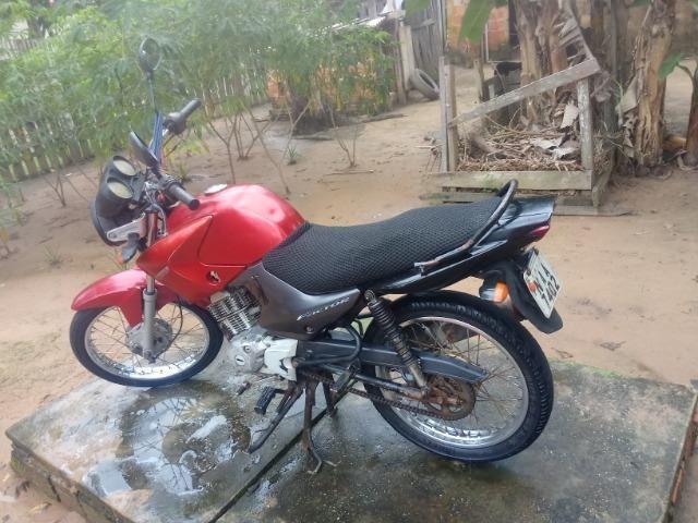 Vendo uma moto ou troco - Foto 3