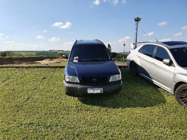Subaru Forester ano 2000 MT