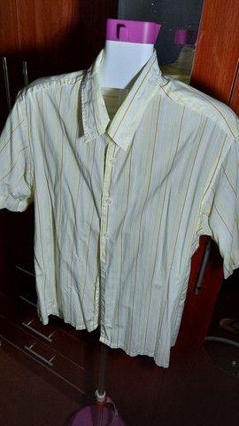 2 Camisas manga longa Contraponto e 1 manga curta Crawford (R$30 cada) - Foto 5