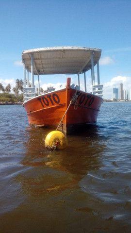 Barco Pesca e Passeio 2014