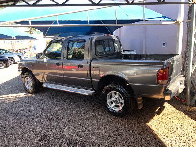 Ranger XLT Diesel 4x4 1999 * Único dono