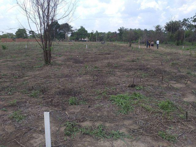 Vendo terreno valo 15mil reais pode negosia  - Foto 4