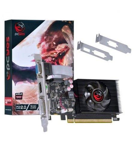 Placa de video Amd Radeon Hd 5450 1Gb Ddr3 64 Bits