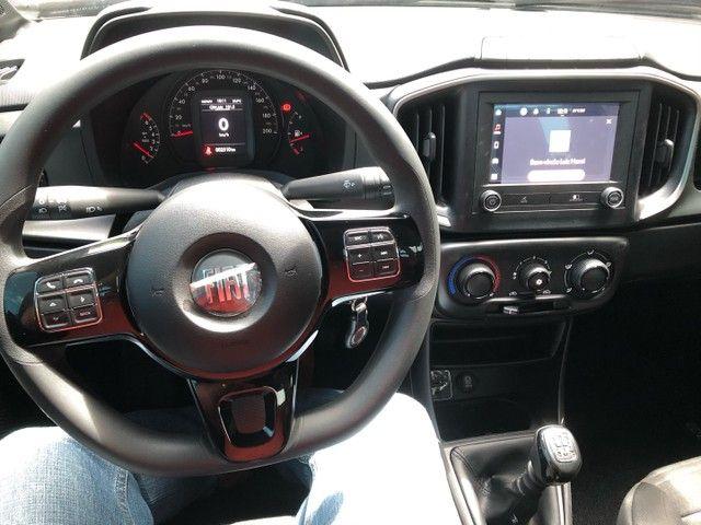 Fiat strada freedom cs completa de tudo único aceito troca 36221004  * - Foto 5