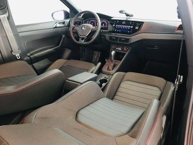 Polo GTS 1.4 TSI 2020 14.500 km único dono  - Foto 8