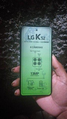 LG k52  - Foto 3