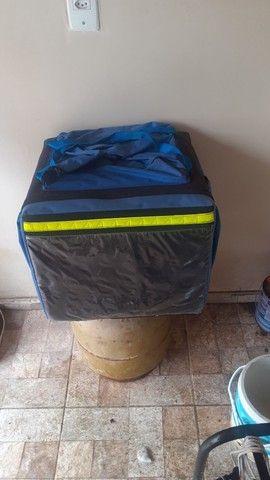 Bag + capa de chuva - Foto 4