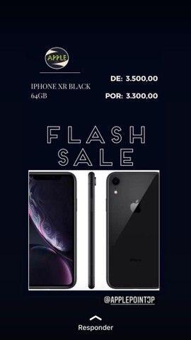 Iphone xr 64 lacrado