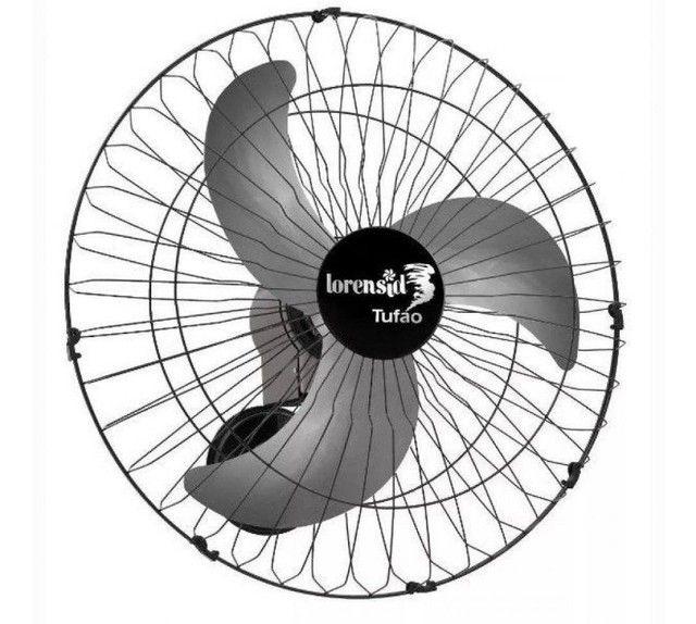 Ventilador De Parede Loren Sid Tufão 60 Centímetros127/220v Bivolt (novo)