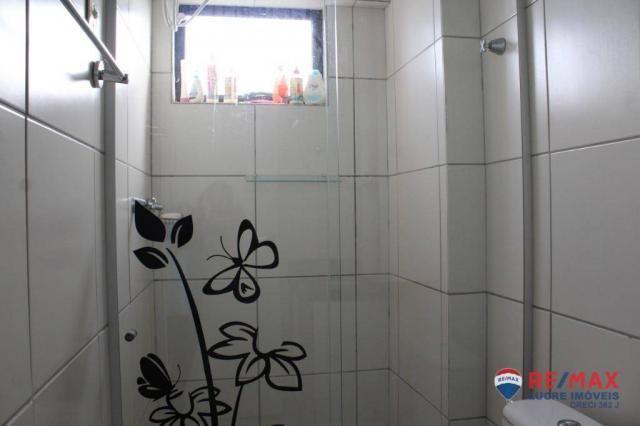 Apartamento com 3 dormitórios à venda, 68 m² por R$ 215.000,00 - Jardim Cidade Universitár - Foto 12
