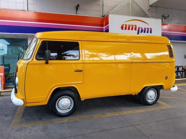 Kombi furgão 1.4 flex Ano 2014  KM-123.200 Original