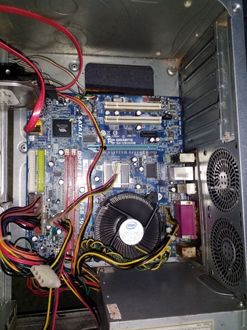 CPU com placa de vídeo
