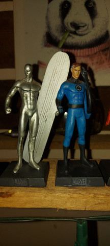 Action figure Marvel eaglemos  - Foto 3