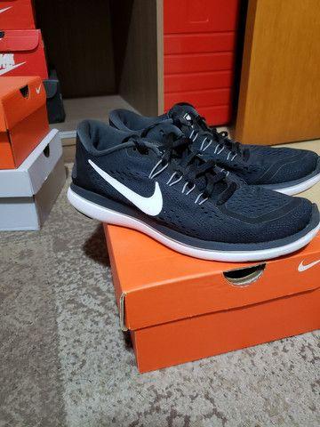 Tênis Nike Flex 2017 Run - tam. 39 - Foto 2