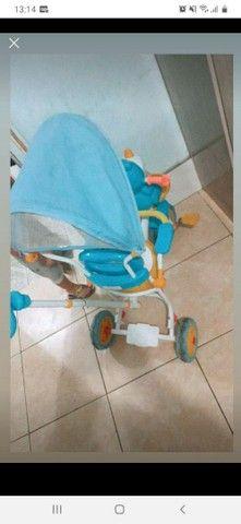 Triciclo para criança - Foto 3