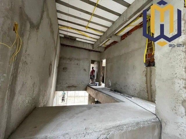Casa em Construção em condomínio fechado de Maracanaú - Foto 11