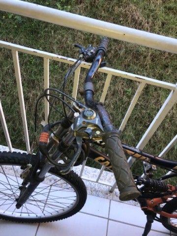 Bicicleta Caloi XRT (ótimo estado) - Foto 2