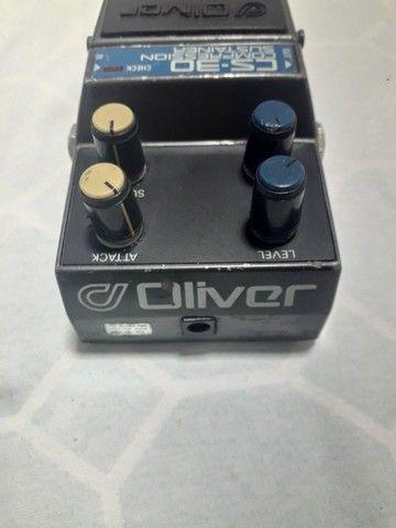 Pedal CS 30 compression oliver - Foto 5