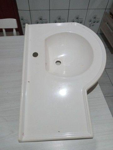 Pia banheiro - Foto 2