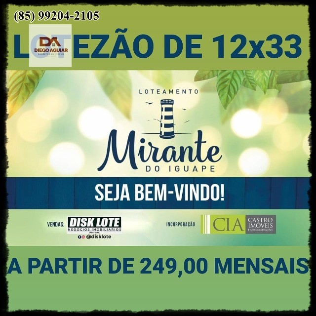 Loteamento Mirante do Iguape *&¨%$ - Foto 4